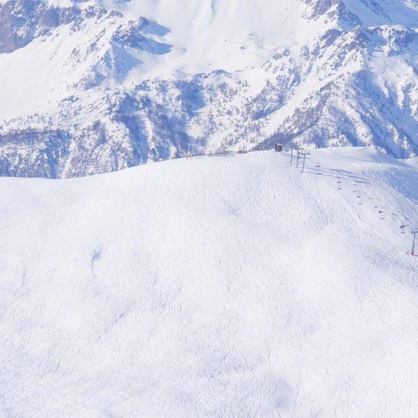 Espace Free Ride - Montgenèvre - Station de ski des Hautes Alpes © Office de Tourisme de Montgenèvre