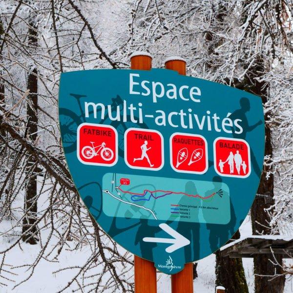 Espace Multi-Activités Montgenèvre © Office de Tourisme de Montgenèvre