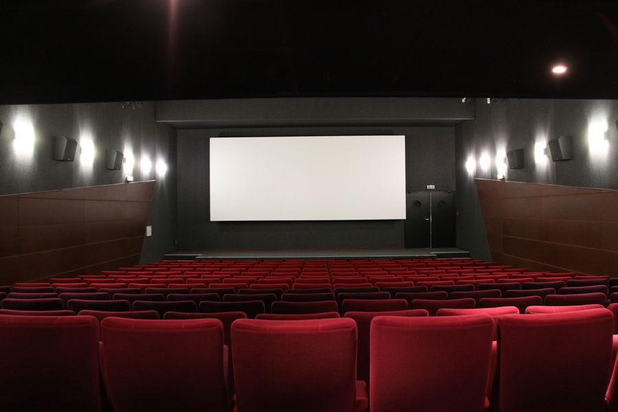 Cinema Jean Gabin - Salle - Montgenèvre © Office de Tourisme de Montgenèvre