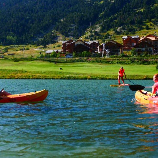 Zone Multi-loisirs des Lacs de Montgenèvre
