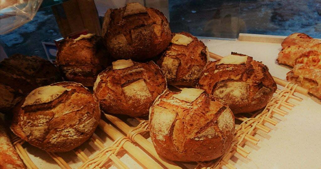 La boulangerie Le Chalet des Gourmandises © Office de Tourisme de Montgenèvre