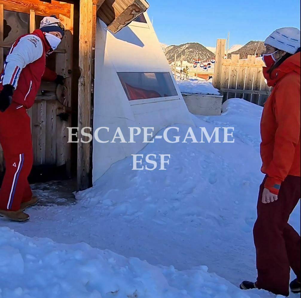 Escape game - Montgenèvre - Station FamilleEscape game - Montgenèvre - Station Famille des Hautes-Alpes des Hautes-Alpes